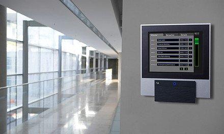 Evidencija radnog vremena i kontrola pristupa - PCS Intus 3100