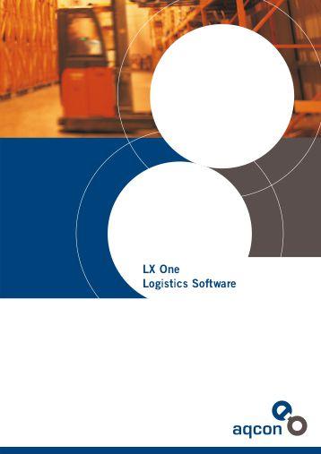Upravljanje magacinom - LX One software