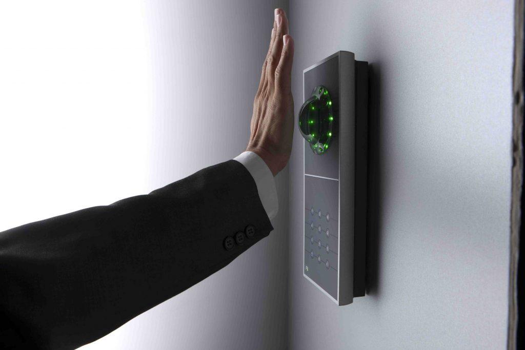Evidencija radnog vremena i kontrola pristupa - Dexicon skeniranje dlana
